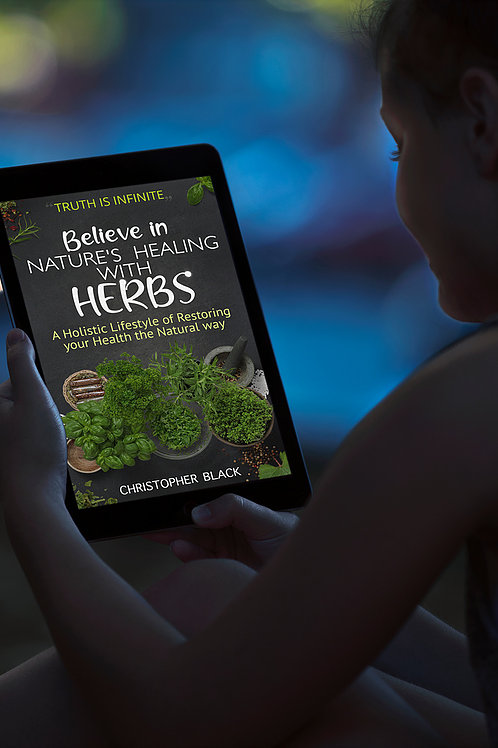 Believe in Nature's Healing with Herbs